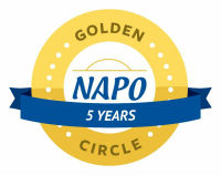 NAPO Golden Circle logo