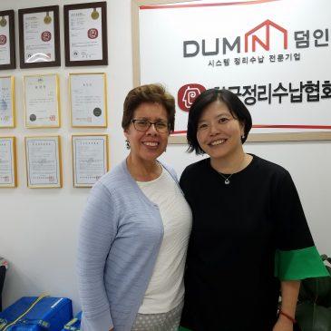 Organizing in South Korea
